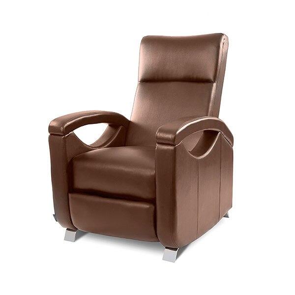 Cecotec 6027 Braun Push Zurück Entspannen Massage Stuhl