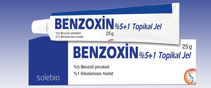 Benzoxin tkili acne treatment, fine wrinkles, caused by the sun spots acne treatment face cream care acne