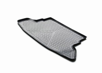 Trunk car mat for Nissan Juke 2010-2014 car interior protection floor from dirt guard car styling tuning floor image