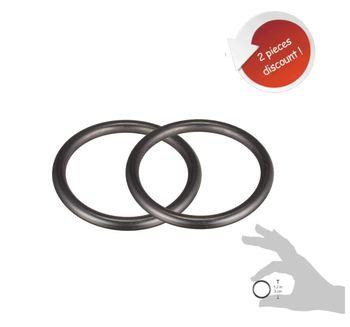 O-ring zamiennik dla Fissler o-ring Vitavit Royal szybkowar do 1998 pierścień uszczelniający 018-632-00-740 0 #8211 2 sztuki tanie i dobre opinie NO (pochodzenie) Części do parowaru