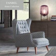 Fanbel Диван одноместный Кресло потрясающее качество изящесо