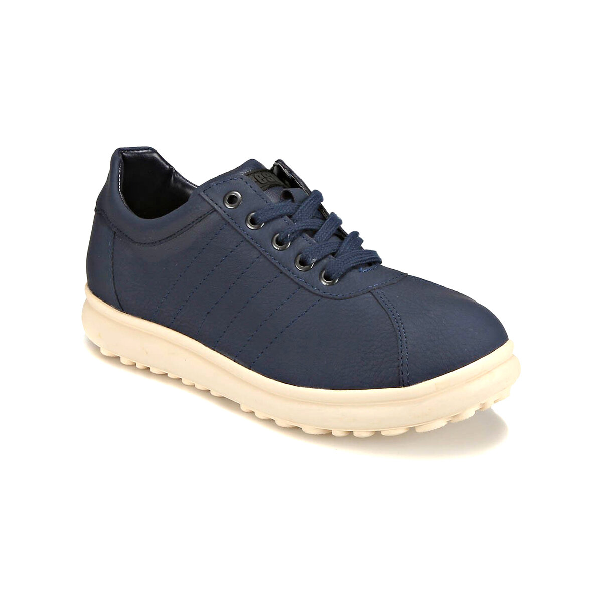FLO 745 M 1612 Navy Blue Men 'S Shoes Forester