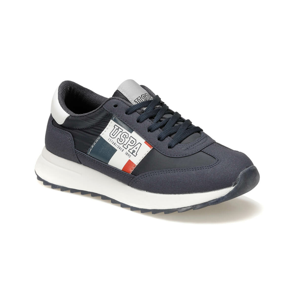 FLO ESPOSITO Navy Blue Women 'S Sneaker Shoes U.S. POLO ASSN.