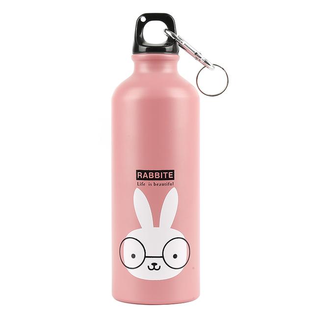 Cute Portable Water Bottle Animal