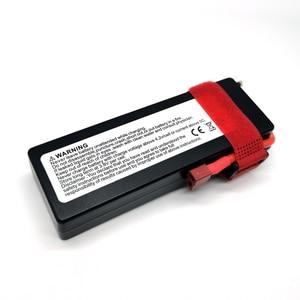 Image 5 - DXF batterie Lipo 2S, 7.4V 8400mAh 7000mAh 6500mAh, 50C 100C 60C 120C 240C, pour voiture et camion Rc Revo Slash