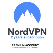 🔥2 year Nord Vpn Premiuim Official Accounts🔥⚡Fast shipping⚡✅with Warranty ✅