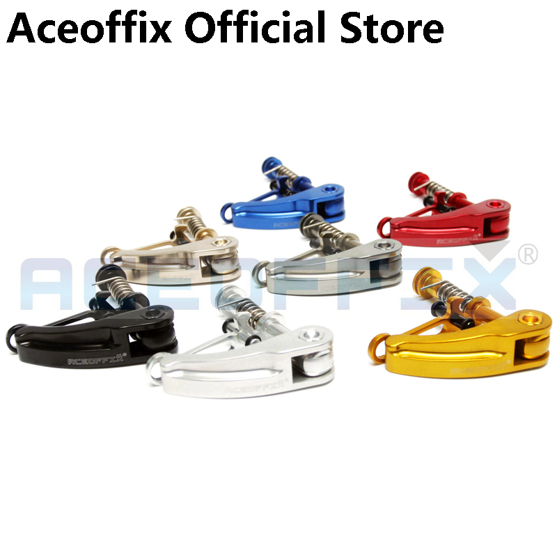 Rear Clip Set for Brompton Bicycle chpt3 black edition ACE SP04 Seapost Clamp