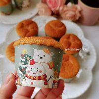 """香芋纸杯蛋糕 新手友好零失败#美食说出""""新年好""""#的做法图解14"""