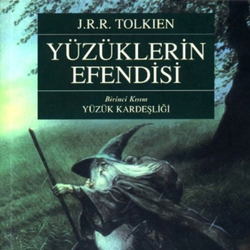 The Lord of the Rings - I - The Fellowship of the Ring ,World literature , Turkish Book tolkien j the fellowship of the ring the lord of the rings part 1