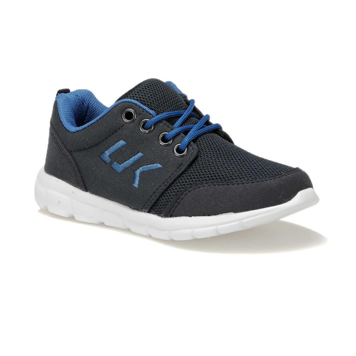 FLO SMASH Navy Blue Male Child Sneaker Shoes LUMBERJACK
