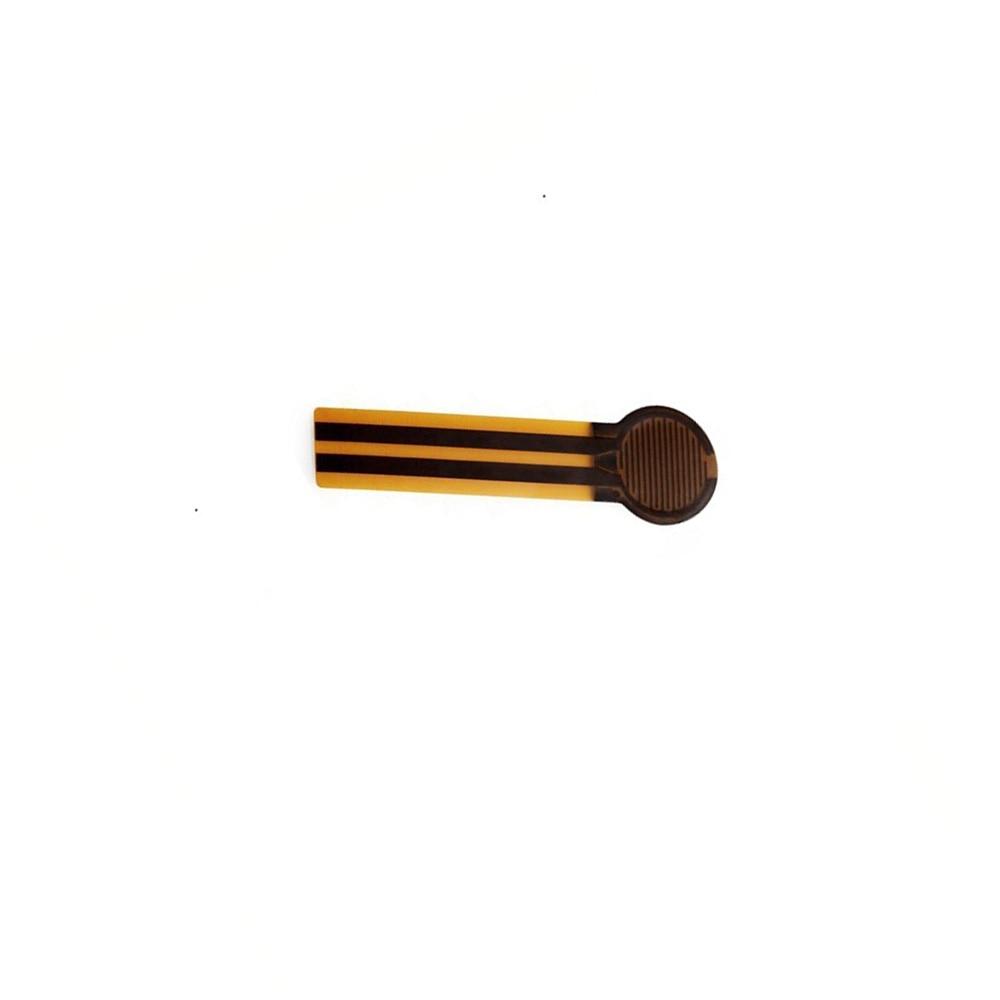 Taidacent Piezo Touch Sensor Robot Piezoelectric Tactile Sensor High Temperature FSR Flexible Piezoelectric Force Transducer