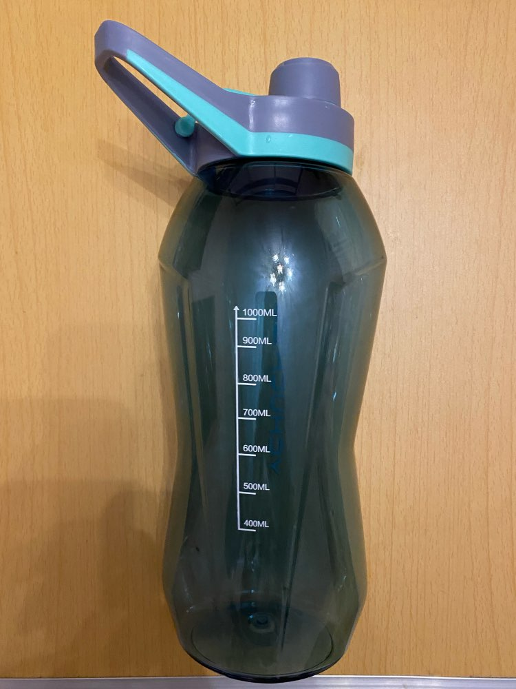 1000ml/1500ml Large Capacity Portable Sports Water Bottles Gym Fitness Sports Shaker Water Drink Bottle Eco Friendly Waterbottle|Water Bottles|   - AliExpress