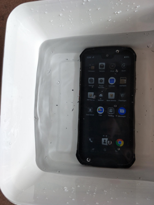 IP68 Waterproof DOOGEE S68 Pro Rugged Phone Helio P70 Octa Core 6GB 128GB Wireless Charge NFC 6300mAh 12V2A Charge 5.9 inch FHD+ Cellphones    - AliExpress