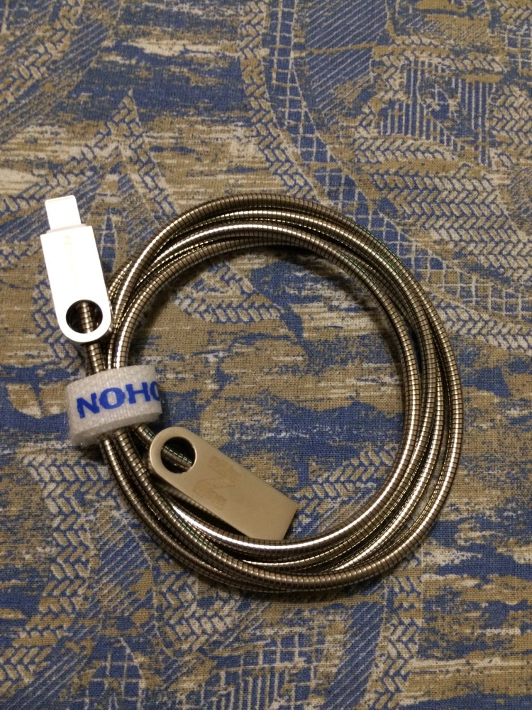 Original NOHON Metal 8pin USB Cable For iphone 8 7 Plus 6S 5 5S 6 6Plus Apple iPad Mini 2.0A Quick Charge Data Sync Phone Cables-in Mobile Phone Cables from Cellphones & Telecommunications on AliExpress