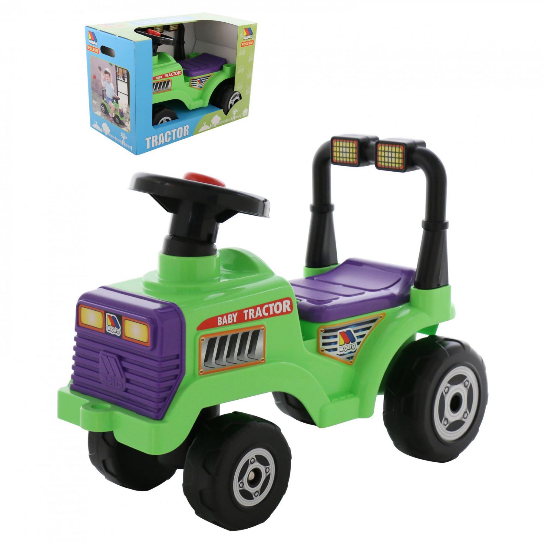 Gurney-tractor Mitya
