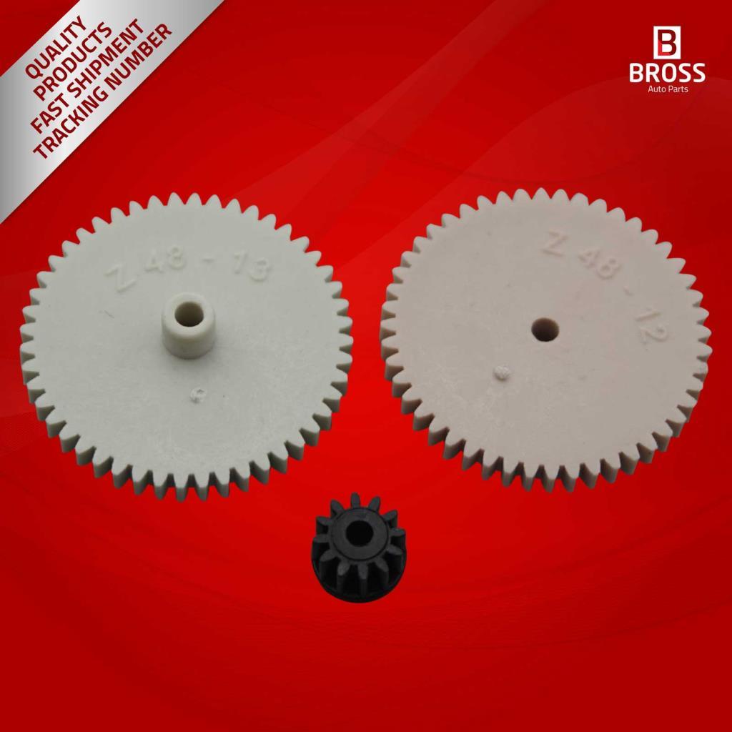 Bross BGE509-1 Tachimetro Cluster Contachilometri Ingranaggi per E28 E24 M6 M5 160 & 170mph DEGLI STATI UNITI spec