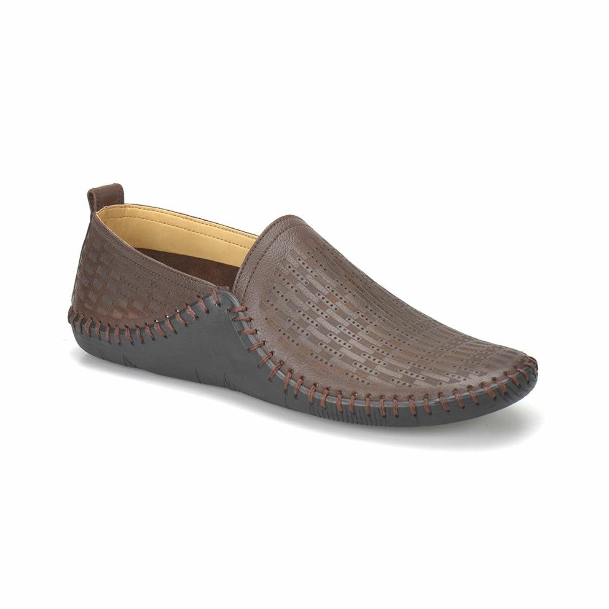 FLO G-102 M 1455 Brown Men 'S Modern Shoes Flogart