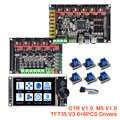 BIGTREETECH GTR V1.0 Control Board TFT35 V3.0 Touchscreen M5 V1.0 Motherboard Kit + TMC2208 TMC2209 TMC5160 SKR 3D Drucker teile