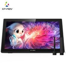 XP-Pen Artist 22 (2-е поколение) 21,5 дюйма графический дисплей для рисования планшета графический монитор IPS монитор 8192 Уровень Ручка USB-C давления