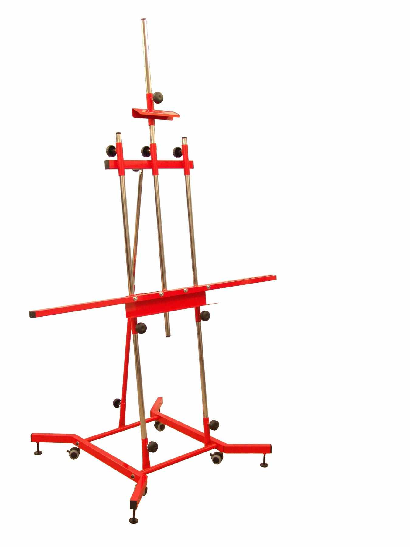 Model Easel XXL-Easel Professional Paint To Paint Pictures-Structure Of High Strength Steel Co