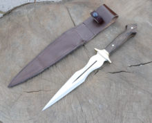 Bushcraft bıçak, keskin , paslanmaz çelik bıçak,tek parça bıçak,yüksek kaliteli, doğa bıçak, garantili,Sürmene kaması HG61