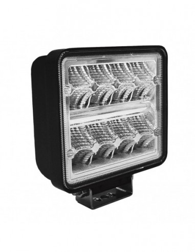 JBM 53046 WORK LAMP 16 LEDS 24W SQUARE STRAY LIGHT