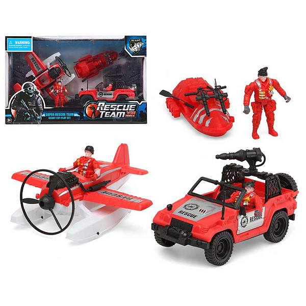 Rescue Team Set (5 Pcs)