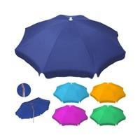 Beach umbrella Aluminum and Polyester 200 cm. Lisa