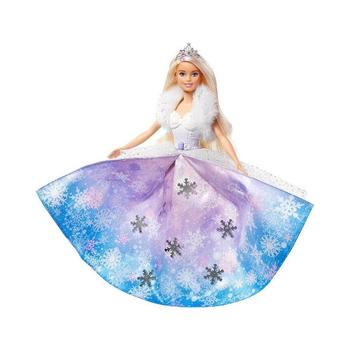 Barbie Dreamtopia Snow Princess Doll ,Baby Toys For Girls,Funny Puppy Toys For Birthday Gift  GKH26 недорого