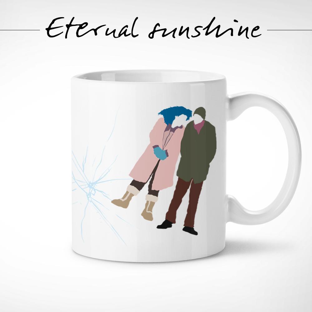 Вечный Солнечный свет кружка/кофейная чашка без пятен оригинальная Joel Clementine