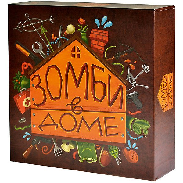 "Board Game Zombies In The House "", Magellan"