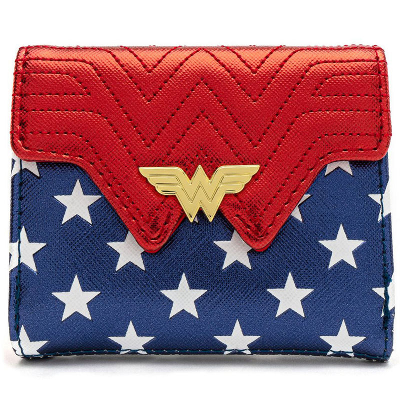 Wallet Wonder Woman DC Comics Loungefly