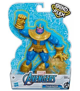 Spiderman Bend And Flex Thanos Toy Store
