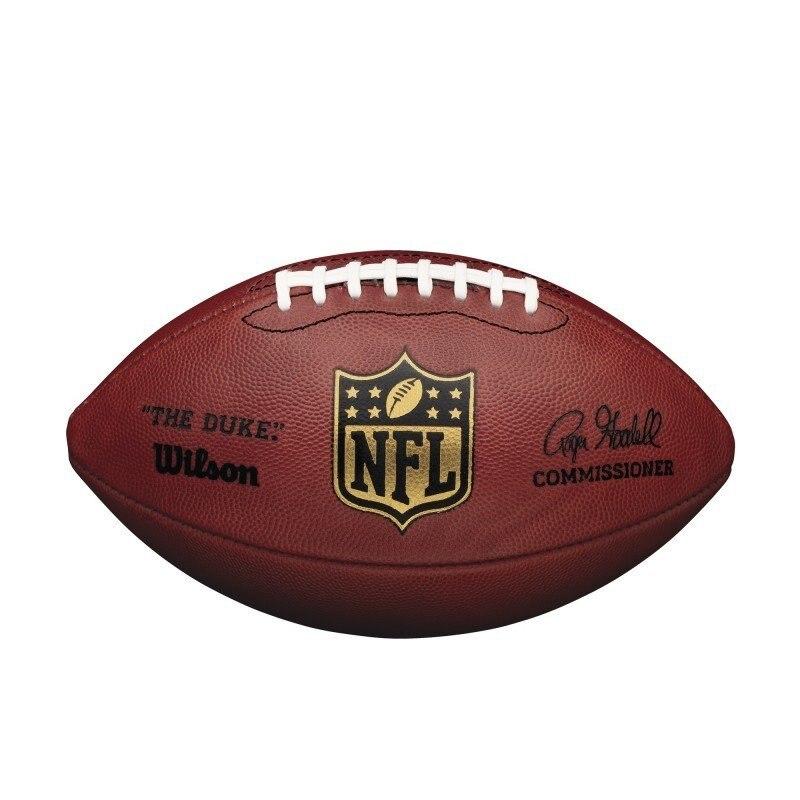 Wilson NFL Duke American Football Ball WTF1100