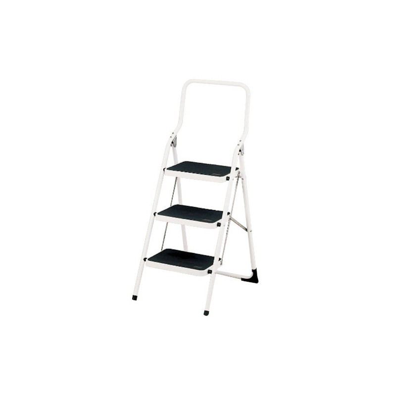 Ladder Steel 3 Steps Household Plus