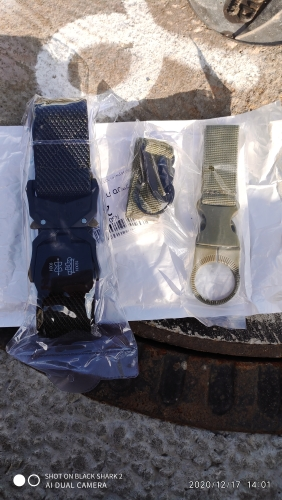 חגורה מבד לחיילים דגם 284 photo review