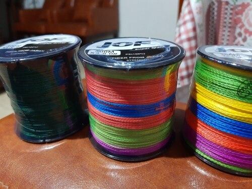 Linhas de pesca Multifilament Multicolor Multicolor