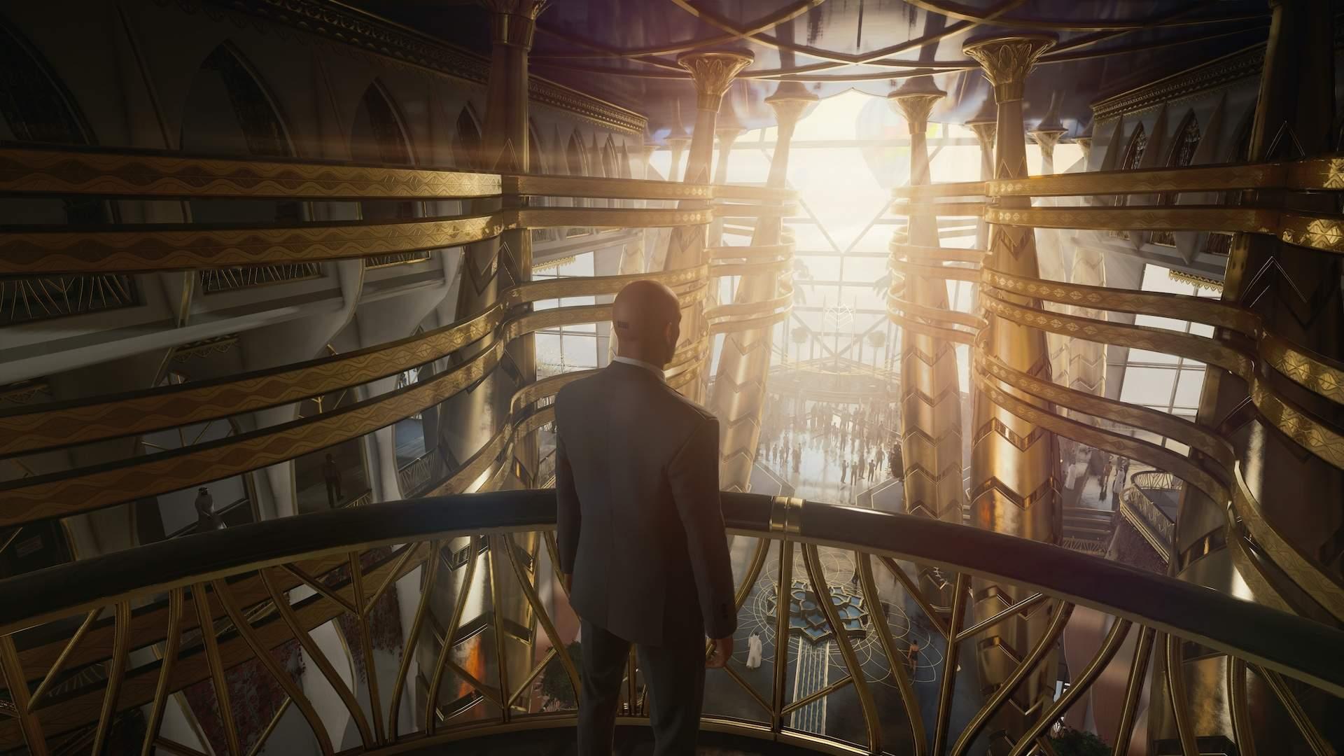 《杀手3》新情报:文件大幅压缩,视觉效果升级