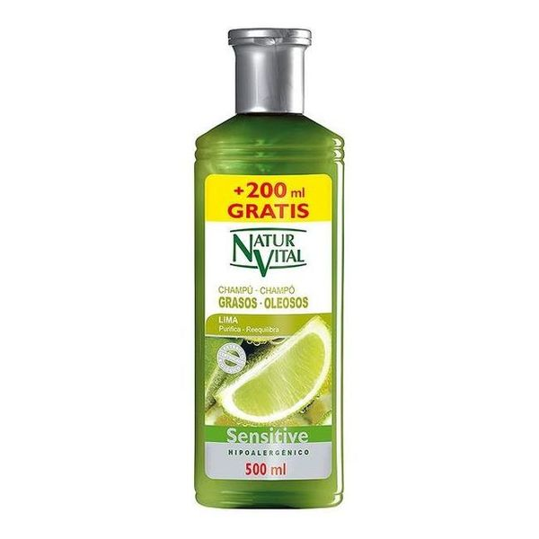 Shampoo Naturaleza Y Vida