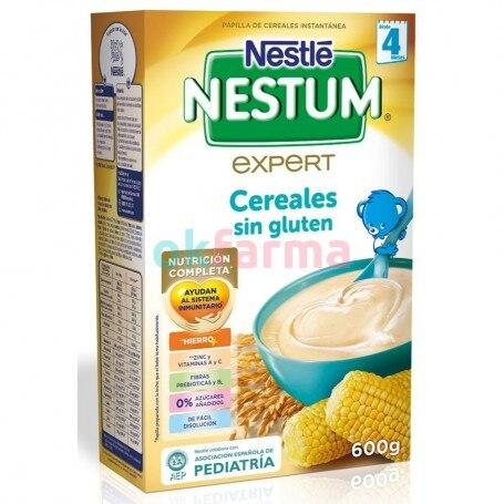 Nestle Nestum Expert Cereals Gluten Free 600 GR