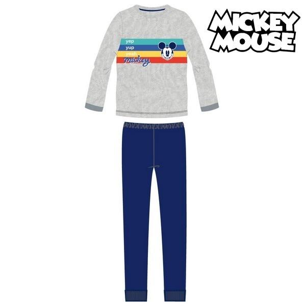 Children's Pyjama Mickey Mouse 74170 Grey   - title=