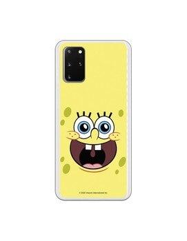 Funda para Samsung Galaxy S20 Plus Oficial de Nickelodeon Bob Alegre -...