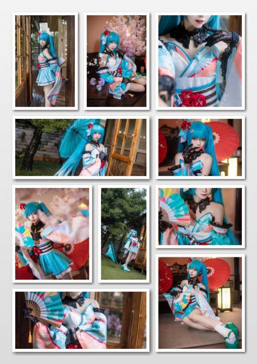天天向上cosplay期蓝精灵