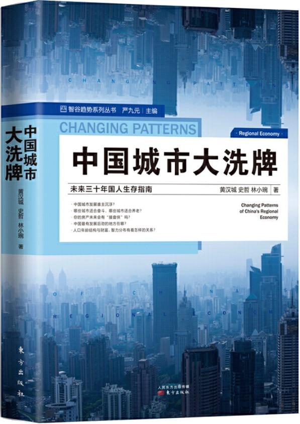 《中国城市大洗牌》封面图片