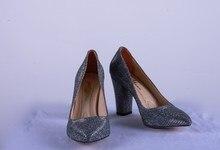 Women's Platinum Çupra Heels Shoes 300