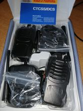 Delivery to the doors by the company SDEC. The box is slightly crumpled, but the contents