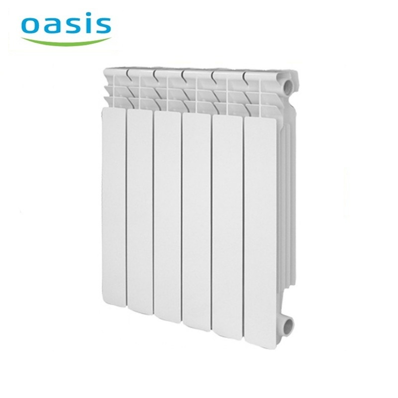 004 Bimetal Radiator Oasis 350/80/6 Electric heater air heater heating elements household radiator home energy saving цена и фото