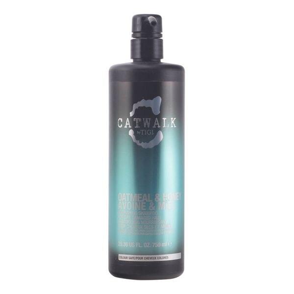 Nourishing Shampoo Catwalk Oatmeal & Honey Tigi