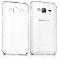 Etui na telefon Samsung 222672 Samsung J3 Gel Newark Transparent -