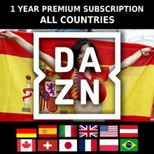 DaZn espagne 1 an et pas de VPN